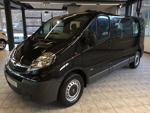 Opel Vivaro 2.5 Turbo diesel