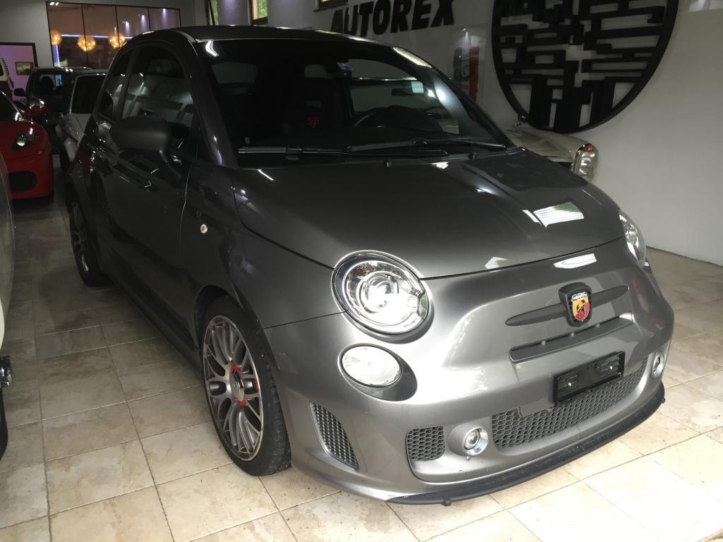 Fiat 500 abarth competizione