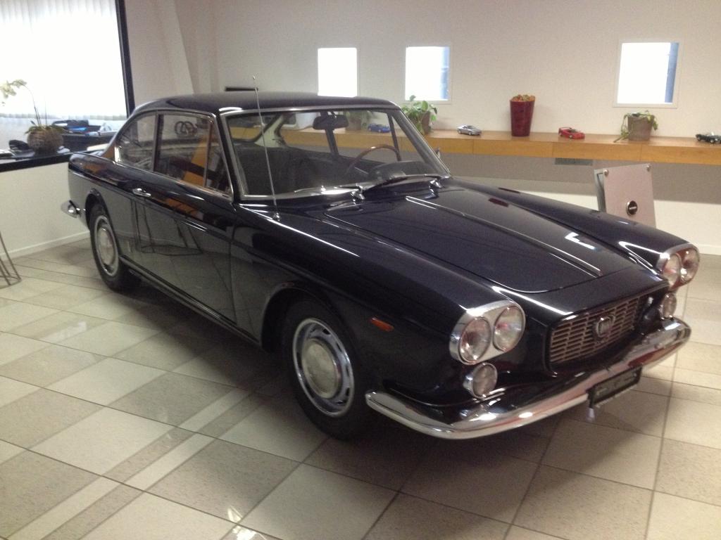 Lancia Fulvia coupé pininfarina